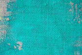 Texture shabby blue fabric in high resolution — Stock Photo