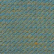 Colored embroidered fabric texture in high resolution — Stock Photo