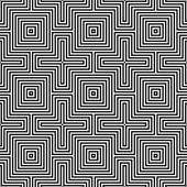Ornament geometryczny. wzór — Wektor stockowy