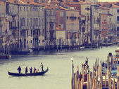 Canals of Venice — Stock Photo