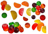 Candies colourful. — Stock Photo