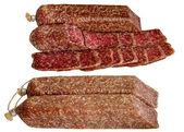Assortment of Sausage. — Stock Photo