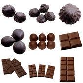 Stick of chocolate. — Stock Photo