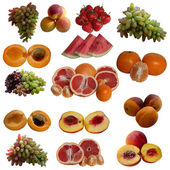 Meeting of Fruit. — Stock Photo