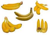 Banán chutné tropické — Stock fotografie