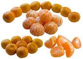 甜成熟橘. — 图库照片