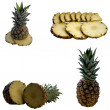 Ripe pineapple. — Stock Photo #37756183