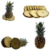 Ripe pineapple. — Stock Photo