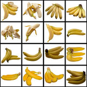 Banana Appetizing Tropical. — Stock Photo