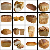 Assortment of baked bread. — Stock Photo