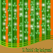 St. Patrick's Day. — Stock Vector