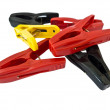 Stock Photo: Clothespin1