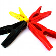 Stock Photo: Clothespin2