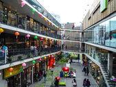 Shopping mall at seoul — Stock Photo