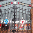 Paisley Gateway of Anfield stadium — Stock Photo #24126083