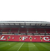 Anfield Staium — Stock Photo