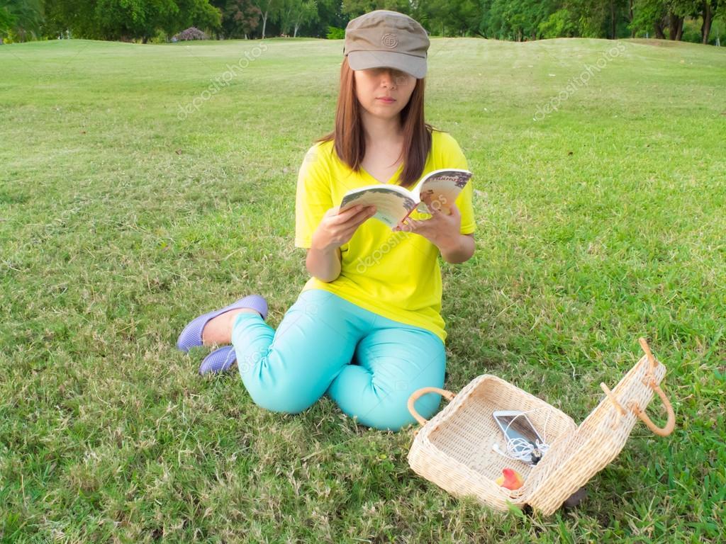 знакомство в парке читать