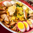 Stockfoto: Big Bowl chinese noodle