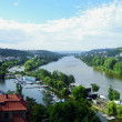 Panoramatic view of the Prague — Stock Photo #22579469