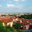 Panoramatic view of the Prague — Stock Photo #22579669