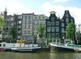Amsterdam — Stock fotografie