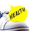 Sport and health — Stock Photo