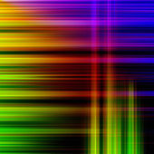 Wonderful abstract decorative stripe background design — 图库照片