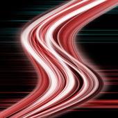фантастический элегантный и мощный фон дизайн иллюстрация — Стоковое фото