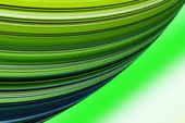 Fantastic eco background design illustration — Stock Photo