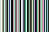 Prachtige abstracte decoratieve stripe achtergrondontwerp — Stockfoto
