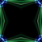 Абстрактный фон мощный объект — Стоковое фото