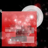 Futuristic technology background design — Stockfoto