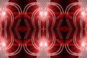футуристические технологии дизайн фона — Стоковое фото