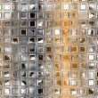 Abstract illustrated glass background pattern — Stock Photo