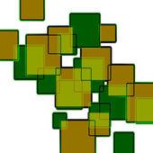 Abstracte geometrische retro achtergrondstijl — Stockfoto