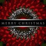 Wonderful Christmas background design illustration with snowflakes — Stock Photo #34945519