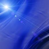 Futuristiska teknik våg bakgrundsdesign med ljus — Stockfoto