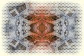 Abstrakt grunge bakgrundsmönster för din text — Stockfoto