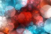 Fantastic powerful bubbles background design illustration — Stock Photo