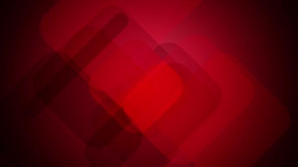 Vídeo de Animación mágica con móviles rectángulos, lazo hd 1080p — Vídeo de stock