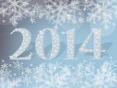 New year and christmas — Stockvektor