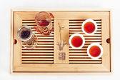 Cerimonia del tè — Foto Stock