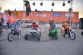 Adrenaline FMX RUSH Krasnoyarsk — Stock Photo