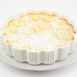 Lemon Torte — Stock Photo