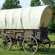 Covered Wagon — Stok Fotoğraf #23544573