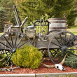 Stock Photo: Antique Wagon