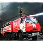 Fireman — Stock Photo #22606795