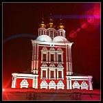 Новодевичий монастырь — Stock Photo