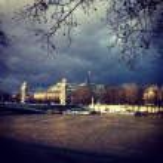 Grand Palais — Stock Photo #22790056