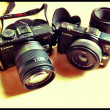 Cameras & Equipment — Stock Photo
